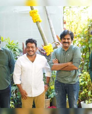 Pawan Kalyan's director now moves to self-isolation