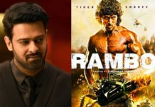 Prabhas replaces Tiger Shroff in Rambo?