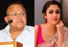 Radha Ravi shames Nayanthara again