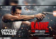 Radhe trailer: a feast for Salman Bhai fans