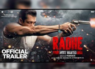 Radhe trailer: a feast for Salman Bhai fans