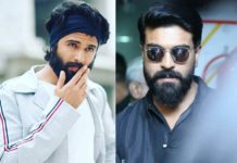 Ram Charan in! Vijay Deverakonda Out