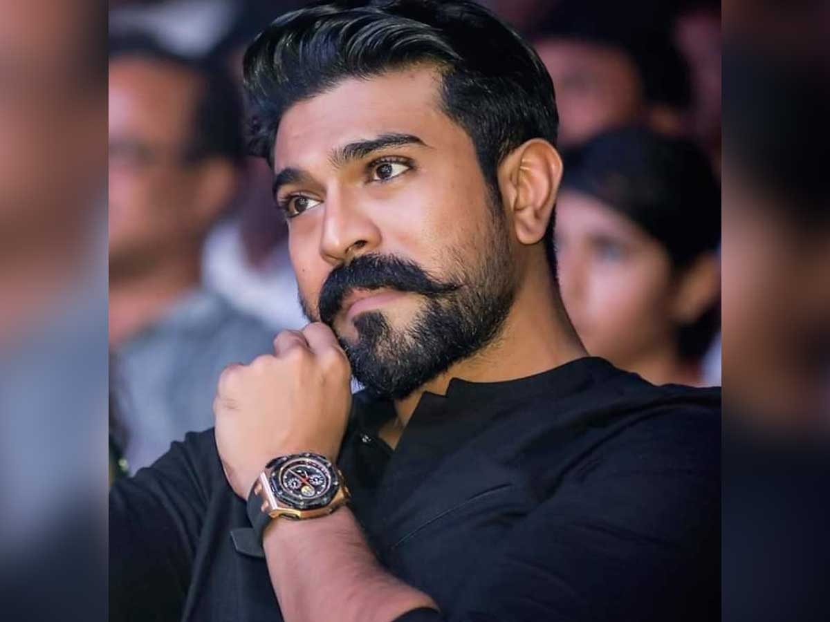 Ram Charan surprising makeover in RC15
