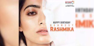 Rashmika Mandanna birthday poster from Pushpa, fans fire