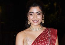 Rashmika questions fans about wearing a mask