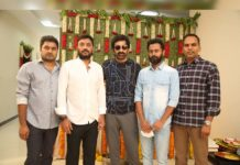 Ravi Teja and Sarath Mandava Film launched