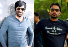 Ravi Teja and Sarath Mandava film based on real incident