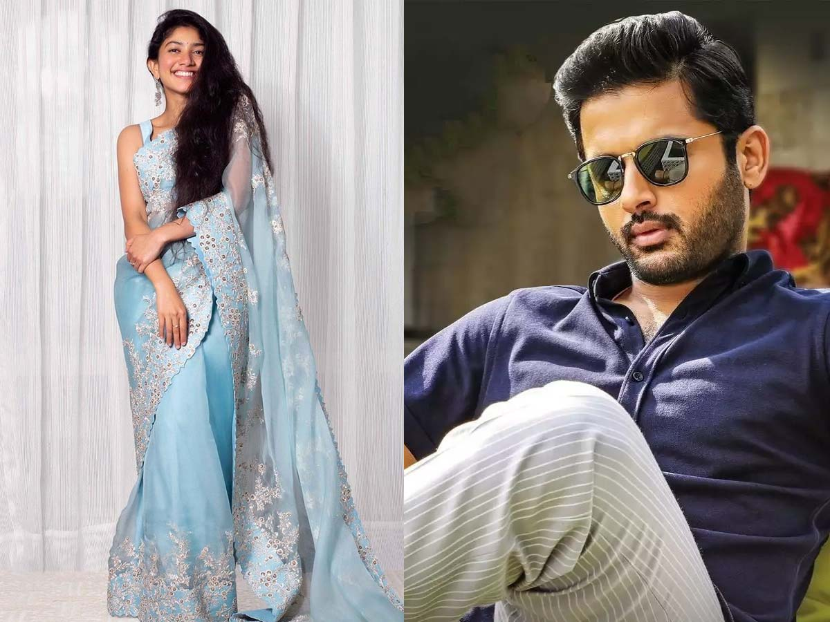 Sai Pallavi in Nithiin and Vakkantham Vamsi film?