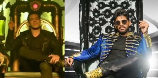 Salman Khan copying Allu Arjun Seetimaar Song: Radhe Trailer