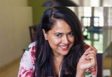 Sameera Reddy tests positive for Coronavirus