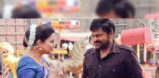Sangeetha waited 24 years to work with Chiranjeevi