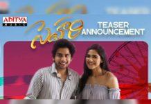 Harsh Kanumilli, Gangasagar Dwaraka, Virgo Pictures Sehari Teaser Will Be Out On April 16th
