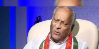 Senior leader M Satyanarayana Rao passes away due to Covid-19