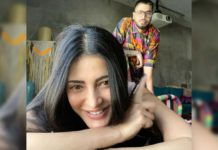 Shruti Haasan spending time with BF