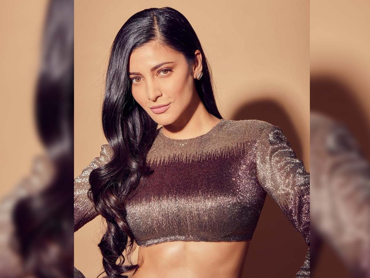 Shruti Haasan to play TV journalist in Salaar!