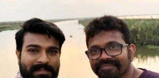 Sukumar and Ram Charan decide for Rangasthalam sequel