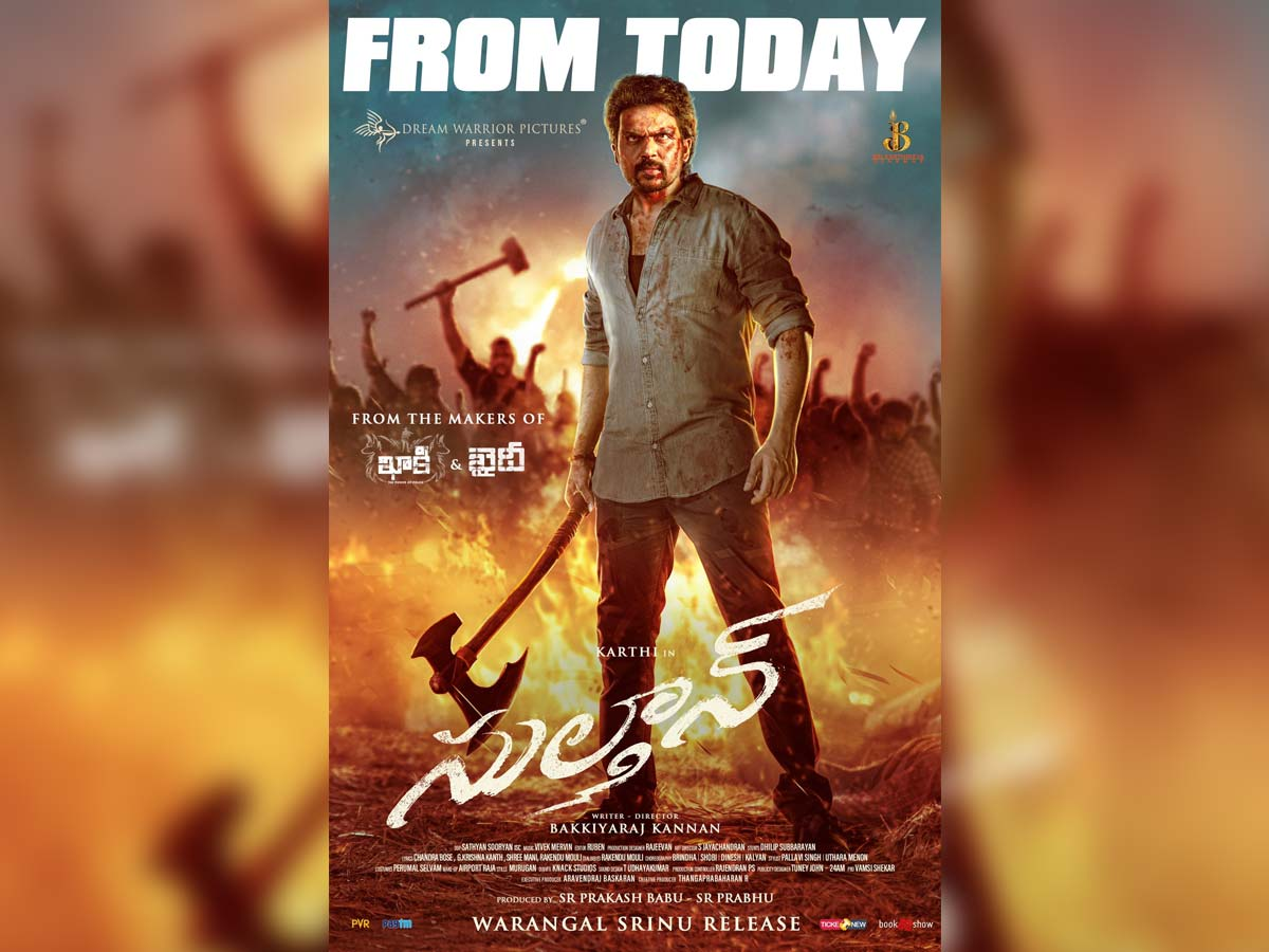Sulthan MovieReview