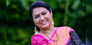 Telugu Character actress Joins BJP
