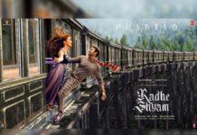 Unhappy Prabhas decides to re shoot few scenes of Radhe Shyam