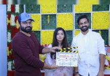 Vaisshnav Tej third film launched