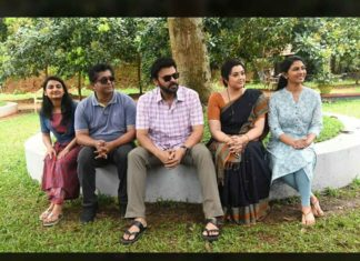 Venkatesh wraps up his portion for Drishyam 2