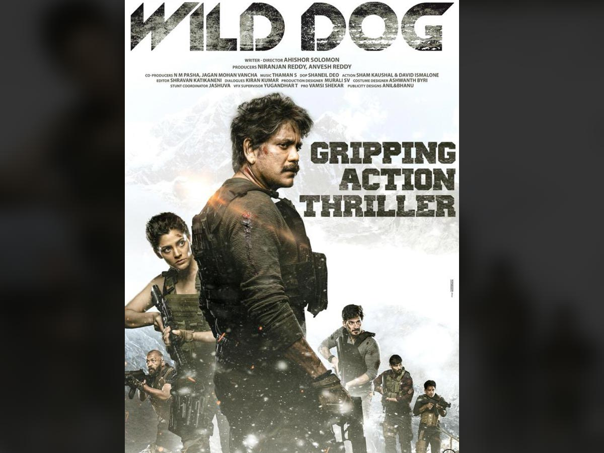 Wild Dog 2 days Worldwide Box office Collections