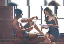 A steamy beach song on Vijay Deverakonda and Ananya Pandey