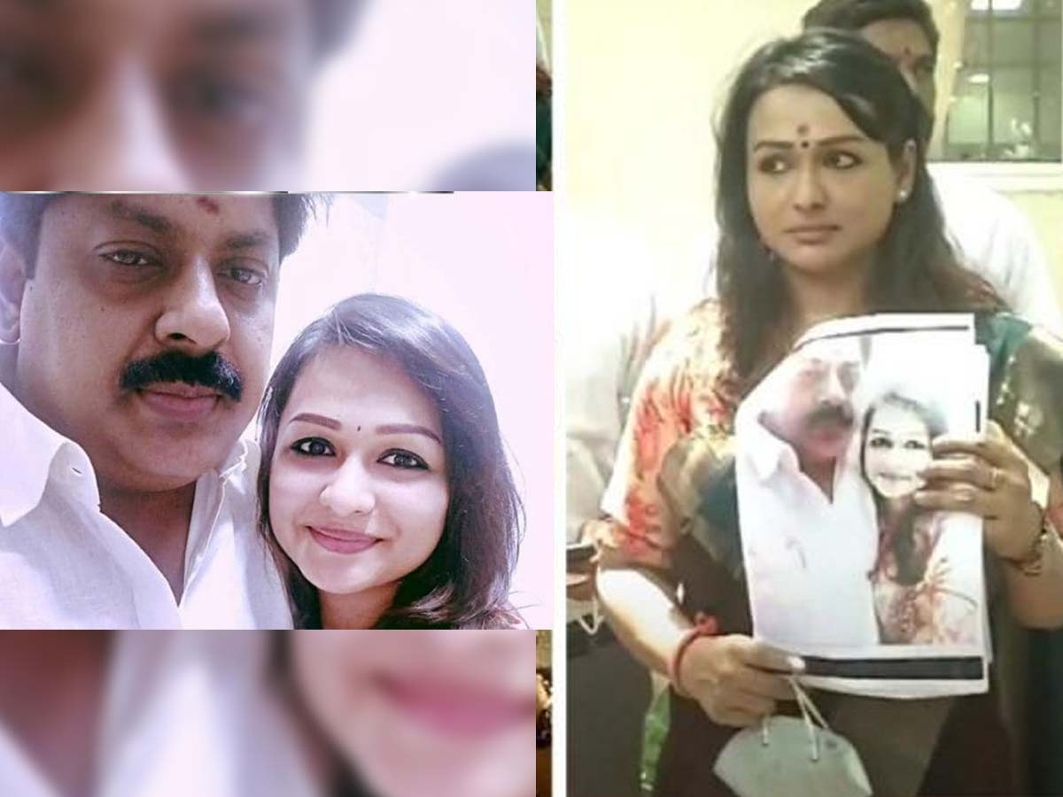 Actress Shanthini: AIADMK Minister made me pregnant and forced abortion