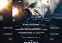 Adivi Sesh Major release postponed