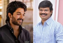 After Akhanda, Boyapati Srinu to work with Allu Arjun?
