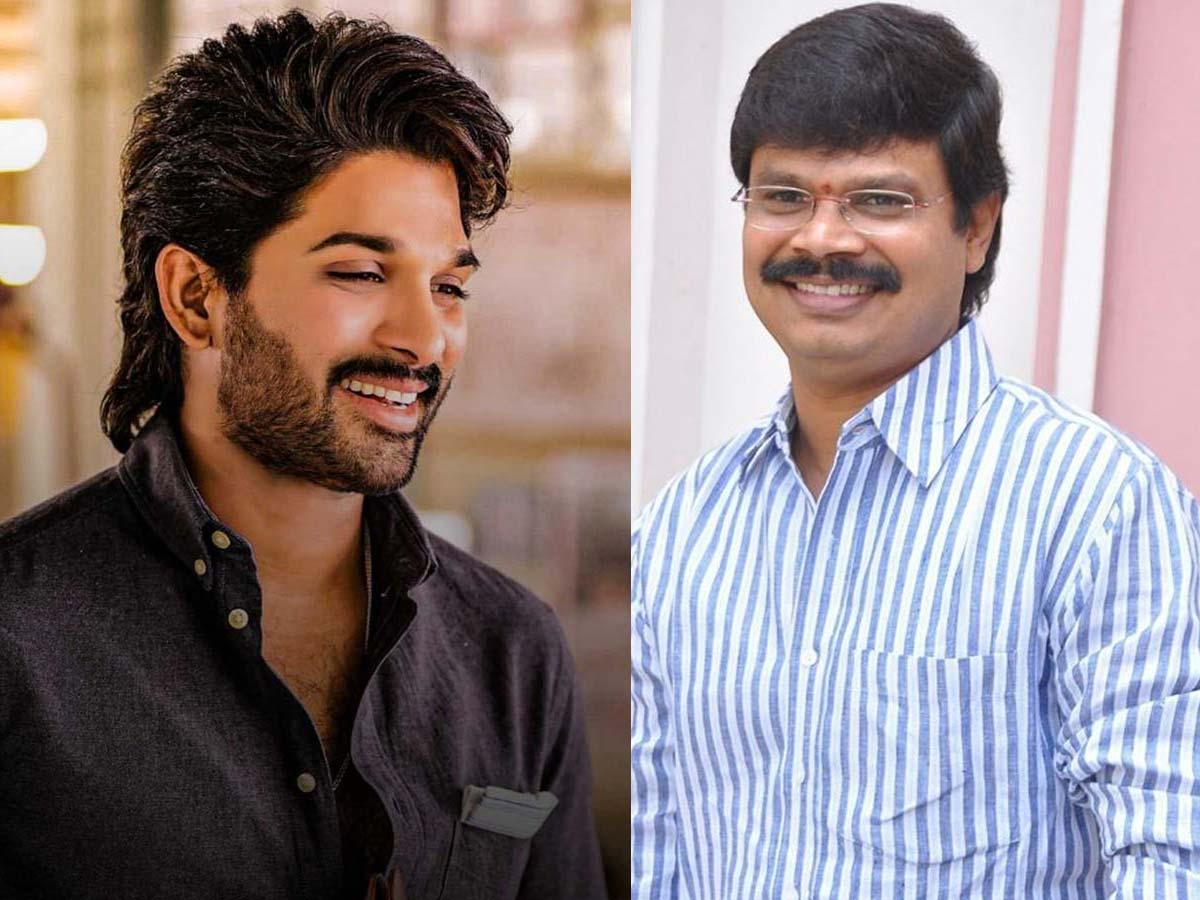 After Akhanda, Boyapati Srinu to work with Allu Arjun?