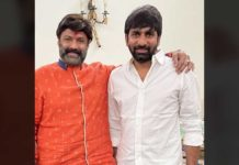 Balakrishna A crazy cop in Gopichand Malineni film