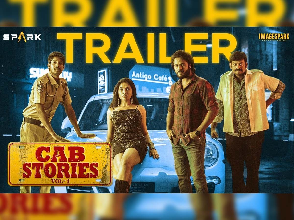 Cab Stories trailer review