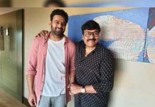 Chiranjeevi - God father of Prabhas in Salaar?