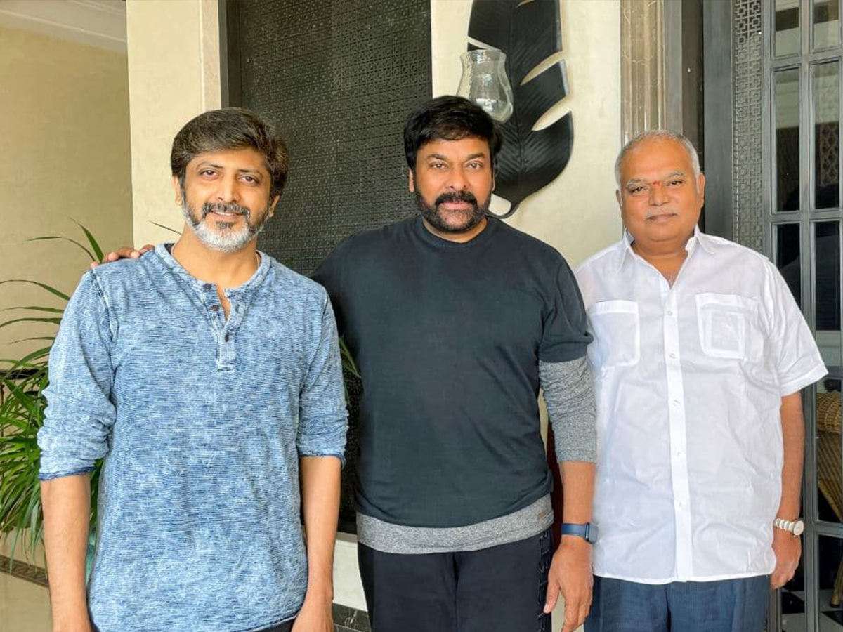 Chiranjeevi allots date for Lucifer remake