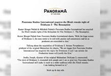 Drishyam 2 Hindi remake rights acquired by Panorama Studios International