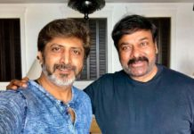 Fresh update of Chiranjeevi Lucifer remake