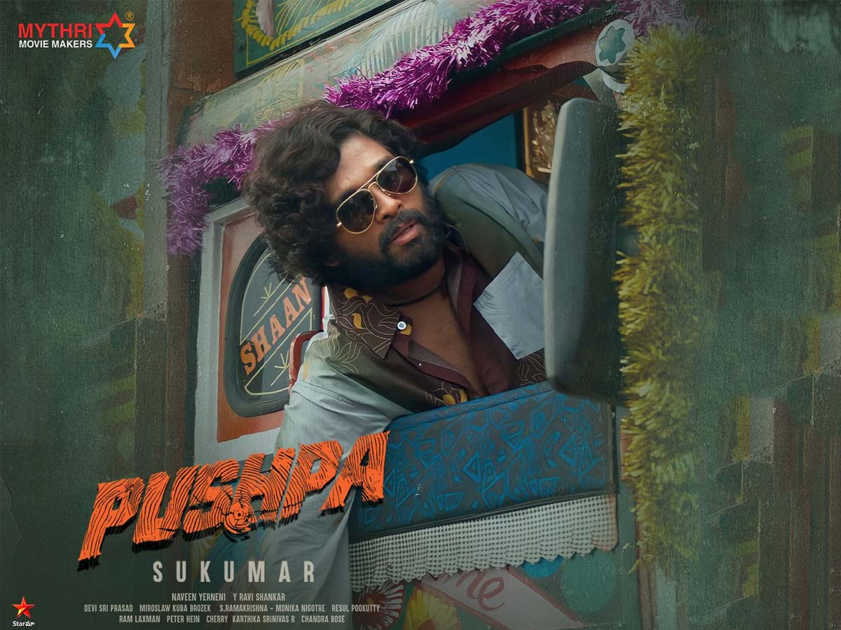 Glamour dose and special song added in Pushpa