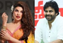 Jacqueline Fernandez awaits a call from Pawan Kalyan