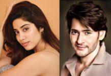 Janhvi Kapoor debut in Telugu with Mahesh Babu