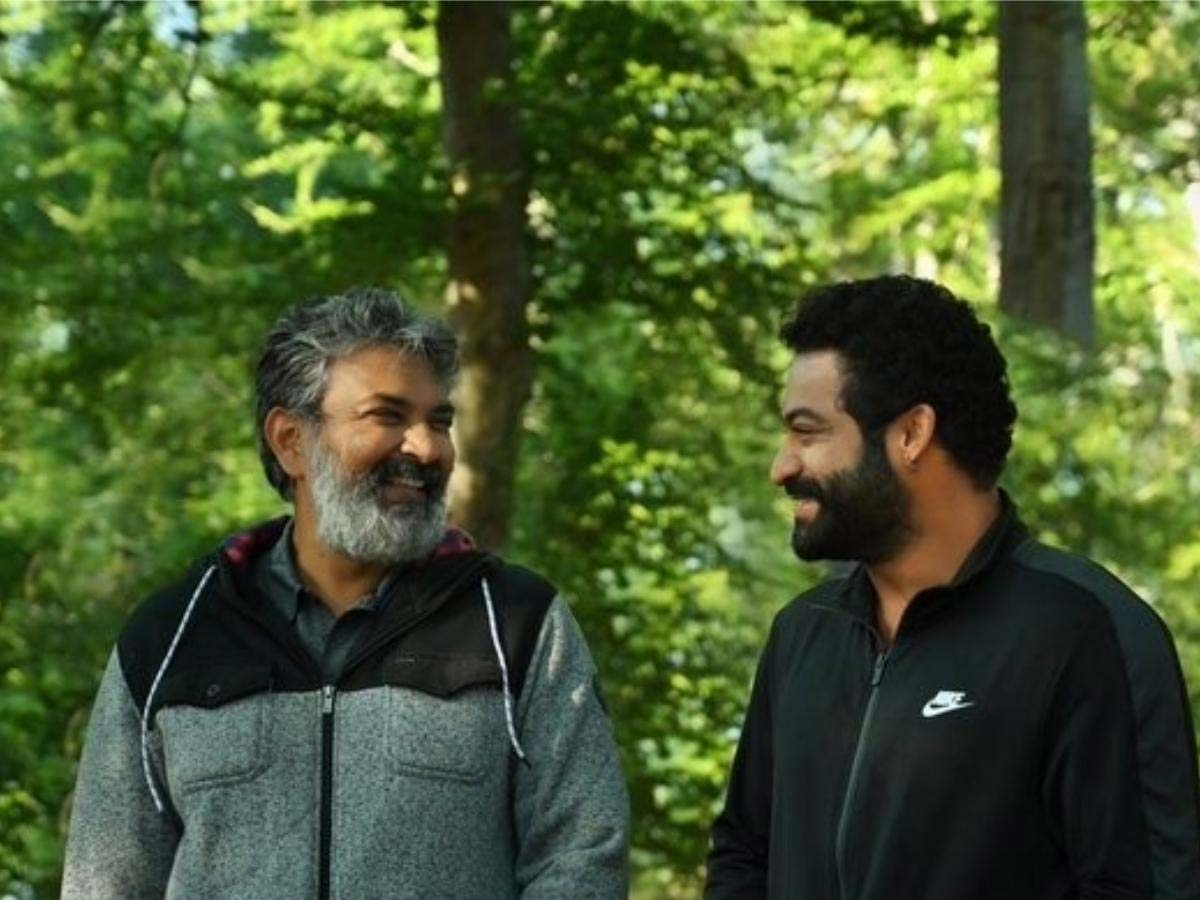 Jr NTR: Rajamouli will run behind me with an axe