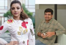 Kajal Aggarwal female centric film with Paper Boy fame Jayashankar