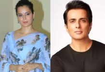 Kangana Ranaut likes the tweet calling Sonu Sood a fraud