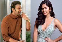 Katrina Kaif in Prabhas and Siddharth Anand film