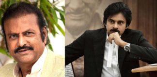 Mohan Babu praises Vakeel Saab