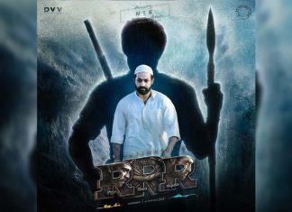 New special poster of RRR is loading this way