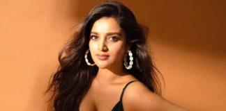 Nidhhi Agerwal second female lead in Mahesh Babu film?