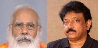 PM Modi in tears, RGV demands Modi to be given Oscar