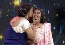 Pawan Kalyan daughter Aadhya first public appearance on TV