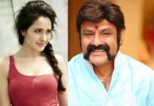 Pragya Jaiswal reveals true color of Balakrishna